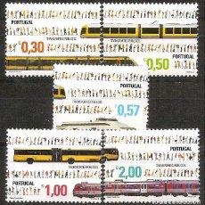 Sellos: PORTUGAL,SERIE COMPLETA,NUEVA**,AÑO 2005.. Lote 110751595