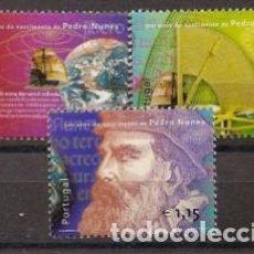Sellos: PORTUGAL,SERIE COMPLETA,NUEVA**,AFINSA 2853/55.. Lote 110754843