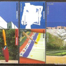 Sellos: PORTUGAL,SERIE COMPLETA,NUEVA**,AÑO 2005.. Lote 110827295