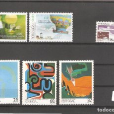 Sellos: SELLOS DE PORTUGAL SIN USAR SERIES COMPLETAS EN NUEVO 024. Lote 113617587