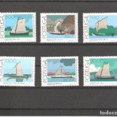 Sellos: SELLOS DE PORTUGAL SIN USAR SERIES COMPLETAS EN NUEVO 025. Lote 113617647