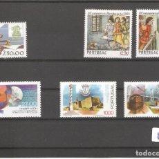 Sellos: SELLOS DE PORTUGAL SIN USAR SERIES COMPLETAS EN NUEVO 027. Lote 113617819