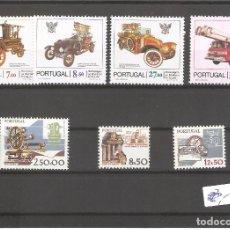 Sellos: SELLOS DE PORTUGAL SIN USAR SERIES COMPLETAS EN NUEVO 29. Lote 113618003