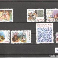 Sellos: SELLOS DE PORTUGAL SIN USAR SERIES COMPLETAS EN NUEVO 030. Lote 113618103