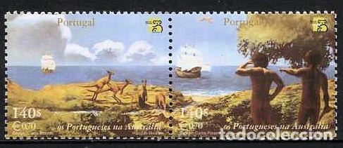 PORTUGAL - EXPOSICION FILATELICA INTERNACIONAL AUSTRALIA'99 (1999) ** (Sellos - Extranjero - Europa - Portugal)