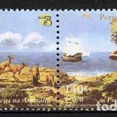 Sellos: PORTUGAL - EXPOSICION FILATELICA INTERNACIONAL AUSTRALIA'99 (1999) **. Lote 115683799