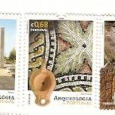 Sellos: PORTUGAL ** & ARQUEOLOGIA EM PORTUGAL 2015 (2575). Lote 117473791