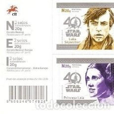 Sellos: PORTUGAL ** & 40 ANOS STAR WARS 2017 (799). Lote 122258275