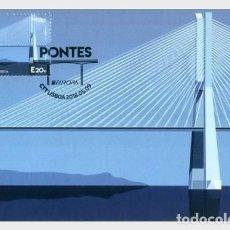 Sellos: PORTUGAL 2018 - EUROPA 2018 MAXICARD. Lote 122818067