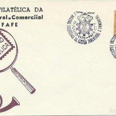 Sellos: AÑO 1970. FAFE. MATASELLOS. I MOSTRA FILATELICA ESCOLA INDUSTRIAL E COMERCIAL.. Lote 123985963