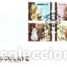 Stamps - Portugal & FDC Chocolate 2018 (6818) - 131057444