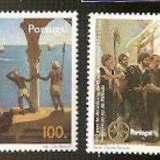 Sellos: PORTUGAL ** & 500 AÑOS DEL DESCUBRIMIENTO DEL CAMINO MARÍTIMO PARA LA INDIA 1998 (2323). Lote 141905822
