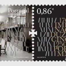 Sellos: PORTUGAL 2018 - IMPRENSA NACIONAL - 250 YEARS STAMP SET MNH. Lote 142460342
