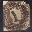 Sellos: PORTUGAL 1856 PEDRO V - SC 9 USED - 9/26. Lote 147562410