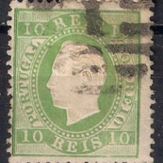 Sellos: PORTUGAL 1879 LUIS I - MI. 47 USED - 9/26. Lote 147562554