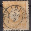 Sellos: PORTUGAL 1871 LUIS I - MI. 35 USED - 9/26. Lote 147562662