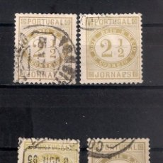Sellos: PORTUGAL 1876 MI. 46 USED - 9/27. Lote 147564026