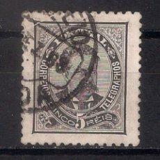 Sellos: PORTUGAL 1882 MI 54 USED - 9/27. Lote 147564754