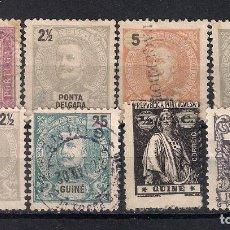 Sellos: PORTUGAL - COLONIAS - 9/28. Lote 147565122