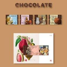 Sellos: PORTUGAL ** & CHOCOLATE 2018 (6119) . Lote 147646962