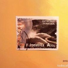 Sellos: PORTUGAL 2005 - ELECTRICIDAD HIDROELÉCTRICA.. Lote 148730602