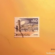 Sellos: PORTUGAL - UNIVERSIDAD DE COIMBRA.. Lote 151428682