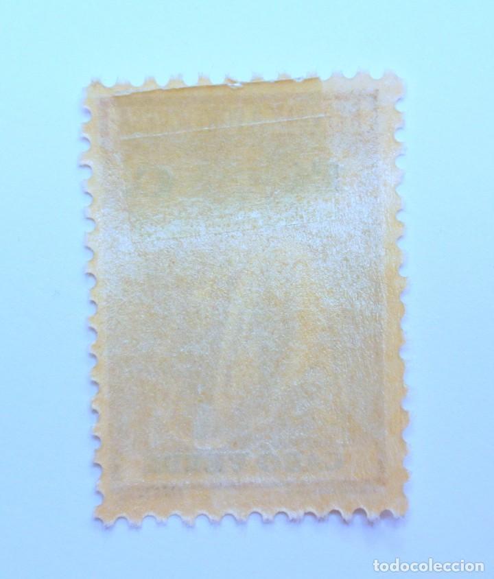 Sellos: Sello postal CABO VERDE 1921, 1 1/2 C. CERES , SIN USAR - Foto 2 - 153207014