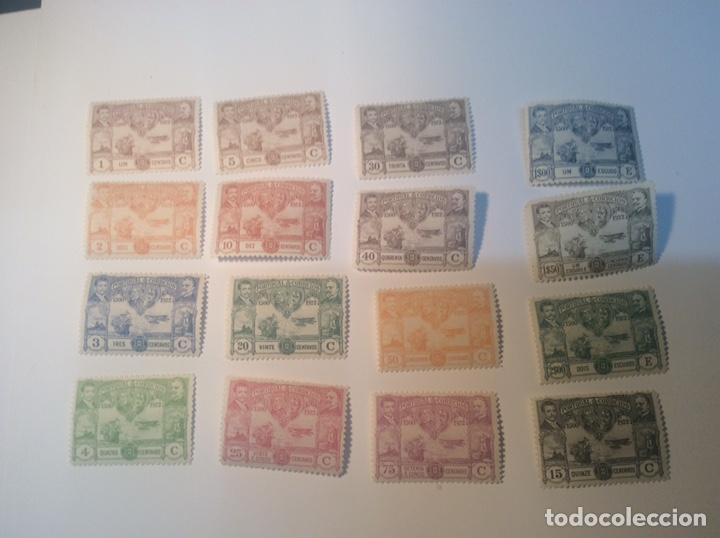 Sellos: Portugal 1922 RAID AÉREO LISBOA RÍO DE JANEIRO - Foto 2 - 153520806