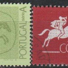 Sellos: LOTE (8) SELLOS PORTUGAL. Lote 154325918