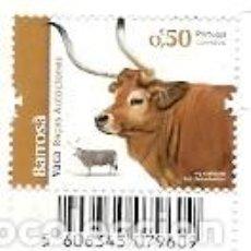 Stamps - Portugal ** & Razas Autóctonas de Portugal, Vaca, Bos taurus 2018 (5557) - 156634766