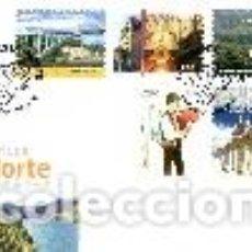 Sellos: PORTUGAL & FDC NORTE DE PORTUGAL, AUTOADESIVOS 2017 (3422). Lote 156727510