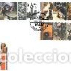 Sellos: PORTUGAL & FDC UNESCO PATRIMONIO DE LA HUMANIDAD 2018 (6888). Lote 156739886