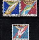 Sellos: PORTUGAL 1258/60** - AÑO 1975 - AÑO SANTO. Lote 158556270