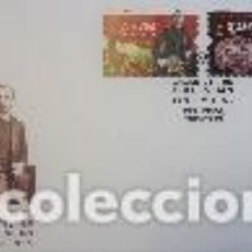 Sellos: PORTUGAL & FDC EDICIÓN CONJUNTA CON ARMENIA, 150 AÑOS DE CALOUSTE SARKIS GULBENKIAN 2019 (8420). Lote 158828690