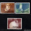 Sellos: PORTUGAL 1173/75** - AÑO 1972 - 4º CENTENARIO DEL POEMA LAS LUSIADAS DE LUIS DE CAMOENS. Lote 159391670