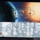 Sellos: PORTUGAL HB 339** - AÑO 2012 - ASTRONOMIA - TRANSITO DE VENUS. Lote 159394350