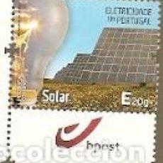 Briefmarken - Portugal ** & Electricidad en Portugal, Energía Solar 2018 (6886) - 160527938