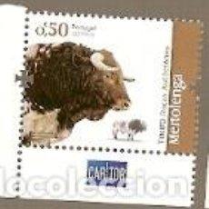 Stamps - Portugal ** & Razas autóctonas de Portugal, Taurus Mertolenga 2018 (5559) - 160589654