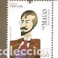 Stamps - Portugal ** & Personajes de Los Mayas por Eça de Queirós, João da Ega 2018 (6256) - 160637274