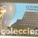 Sellos: PORTUGAL ** & ELECTRICIDAD EN PORTUGAL, ENERGÍA SOLAR 2018 (6887). Lote 160640278