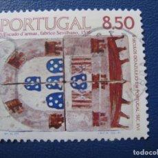 Sellos: PORTUGAL, 1981 AZULEJO PORTUGUES. Lote 160959278