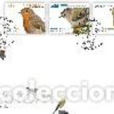 Sellos: PORTUGAL & FDC EUROPA CEPT, AVES NACIONALES, LISBOA 2019 (8711) . Lote 163487026