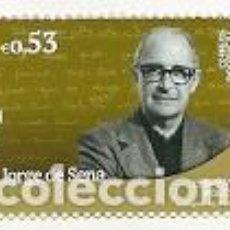 Stamps - Portugal ** & História y Cultura Portuguesa, Jorge de Sena, Poeta 2019 (3422) - 164313878