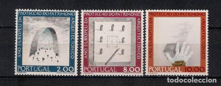 PORTUGAL 1975 ** NUEVOS - 5/27 (Sellos - Extranjero - Europa - Portugal)