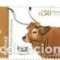 Stamps - Portugal ** & Razas Autóctonas de Portugal, Vaca, Bos taurus 2018 (5551) - 165126378
