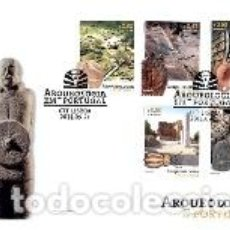 Sellos: PORTUGAL & FDC ARQUEOLOGÍA EN PORTUGAL 2011 (6800). Lote 166688678