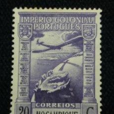 Sellos: PORTUGAL, COLONIAS MOZANBIQUE 20C, AÑO1946. NUEVOS. Lote 167866624