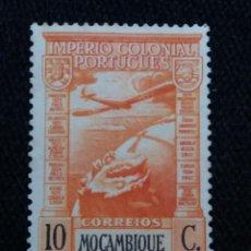 Sellos: PORTUGAL, COLONIAS MOZANBIQUE 10C, AÑO1946. NUEVOS. Lote 167866876