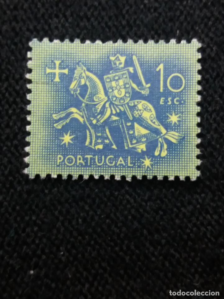 PORTUGAL, CERES 10 ESC, AÑO 1953. NUEVO. (Sellos - Extranjero - Europa - Portugal)