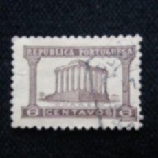 Sellos: REPUBLICA PORTUGAL, 6 CENTAVOS, AÑO 1930.. Lote 168108436